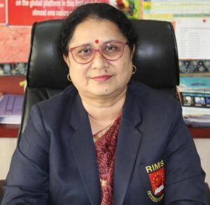 Ms. Sujata Sharma